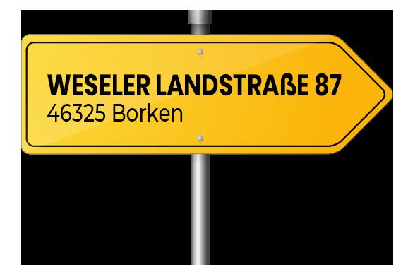 schild_weseler_landtstrasse_Hausnummer